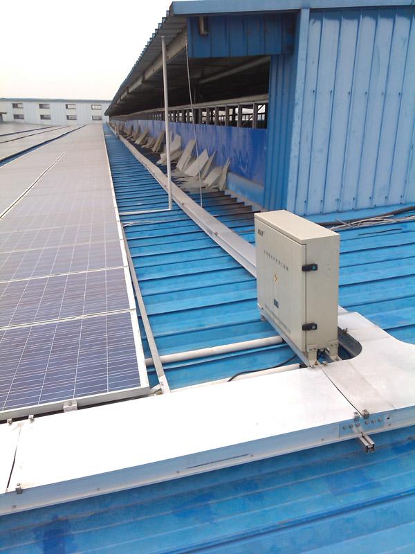 横店集团20MW屋顶betvlctor32发电示范项目