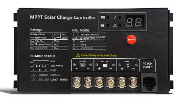 太阳能控制器-24V/10A MPPT